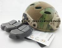 Tactical Helmet Pararescue Jump PJ TYPE Helmet ATACS FG