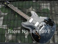 2013 New 335ES jazz electric guitar black