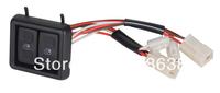 Free shipping Auto power window switch for VW Golf,Passat,Jetta,Santana/191 919 550A