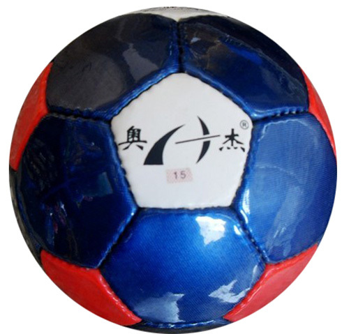 Size3 hand sewn soccer ball & football, official size and weight, Free shipping with free gifts(China (Mainland))