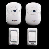 Wireless digital remote control doorbell wireless home