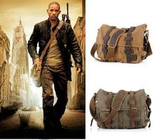 popular canvas messenger bag