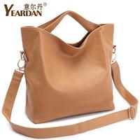 First layer of cowhide 2013 women's genuine leather handbag bag handbag cross-body women's one shoulder bag