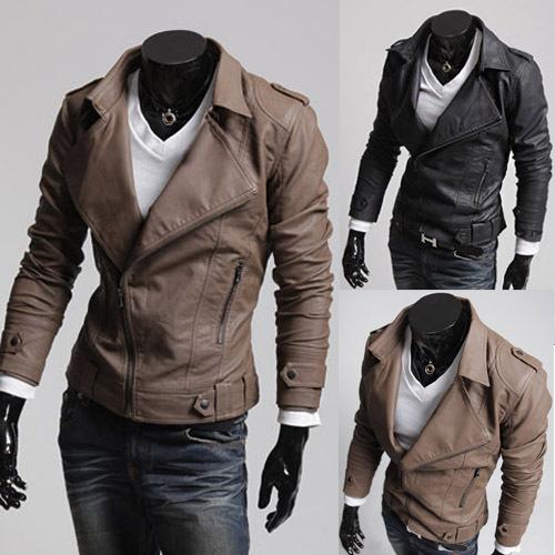 Urban Designer Clothes For Men Leather Jackets for men