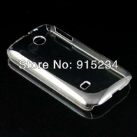 Wholesale Plastic Crystal Covers for Huawei C8650 Clear Mobilephone Case Free Shipping