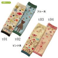 Male female child child 100% cartoon cotton ankle sock 0 - 5