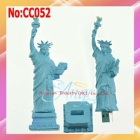 2014 Time-limited Seconds Kill Stock Plastic Wholesale 1gb Statue of Liberty Usb Flash Drive +free Shipping Wholesale+#cc052