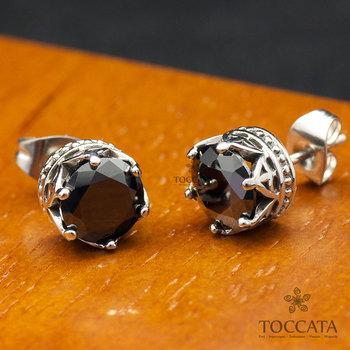 Lovers stud earring vintage stud earring male women's stud earring accessories
