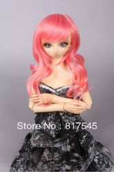 Beautiful Synthetic machine made baby doll hair Wig(China (Mainland))