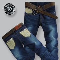 Men jeans best selling top quality men's brand jeans