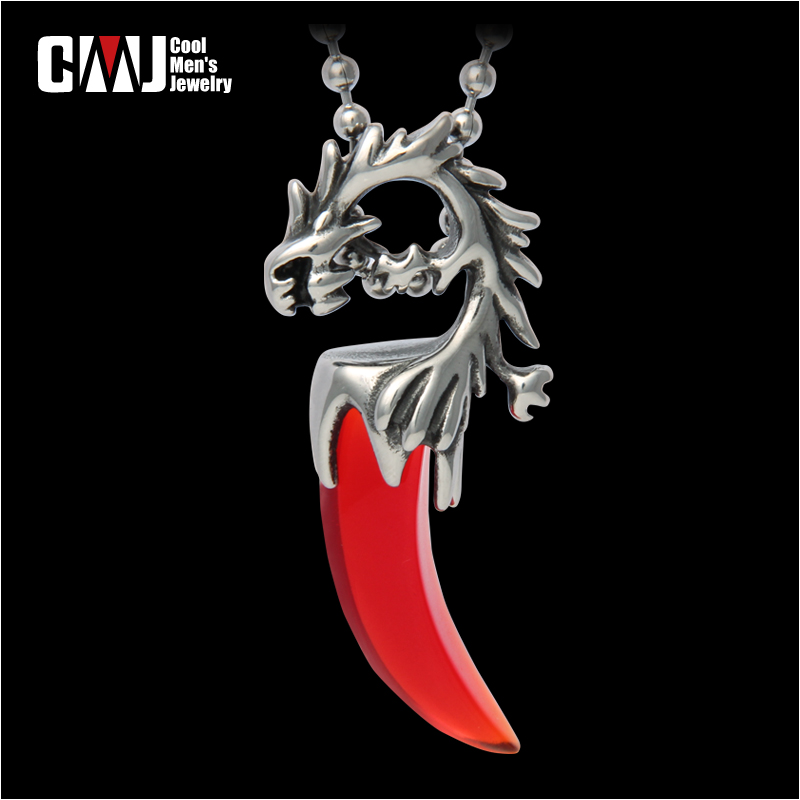 New arrival male necklace spike titanium fashion pendant personalized Men vintage accessories