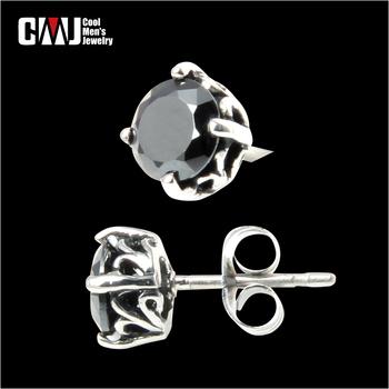 New arrival personalized fashion male stud earring boys Men men's earring