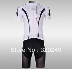 Free shipping 2013 hot sale man short sleeve bike jersey,breathable bike shirt and pant suit,suitable for summer season(China (Mainland))