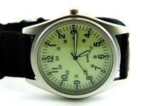 Free shipping, New 2014 Fashion  Mens Slim Quartz  Wrist Watch, Lumiouns Dail & hands, Fiber Strap,