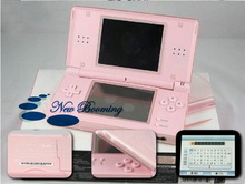 free shipping NEW For Nintendo DS Lite Game Console System with color box package(China (Mainland))