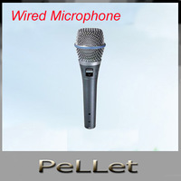 Free Shipping   Beta87A 87 A Professional Supercardioid Condenser Vocal Wired Microphone