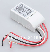 Free shipping,Input AC 220V LED Lighting Bulb Transformer Power Supply Driver .Can drive (51-80)pcs LED bulbs