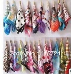 Airline stewardess Scarf Shawl fashion printing scarves /mix style 6pcs/lot
