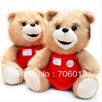 Free shipping Plush TED BEAR Plush toys