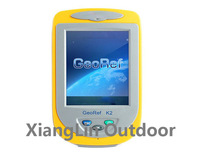 Hot sale Mini Handheld GPS  Navigation Rechargeable For Outdoor Sport Travel K2 Free Shipp ing  By DHL Geological Survy