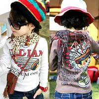 2013 spring cartoon child baby boys clothing long-sleeve T-shirt 5413 basic shirt