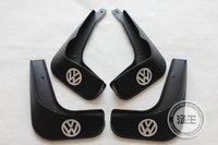 2011 Volkswagen POLO 5dr Soft plastic Mud Flaps Splash Guard