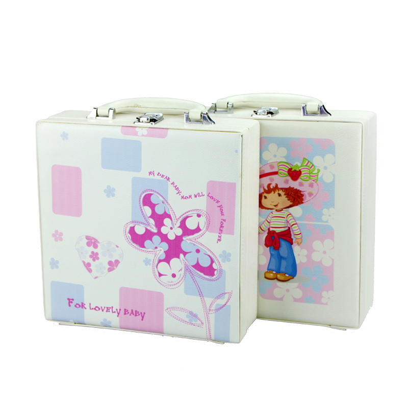 8 10 swithin photo album suitcase baby photo album box magazine photo album(China (Mainland))