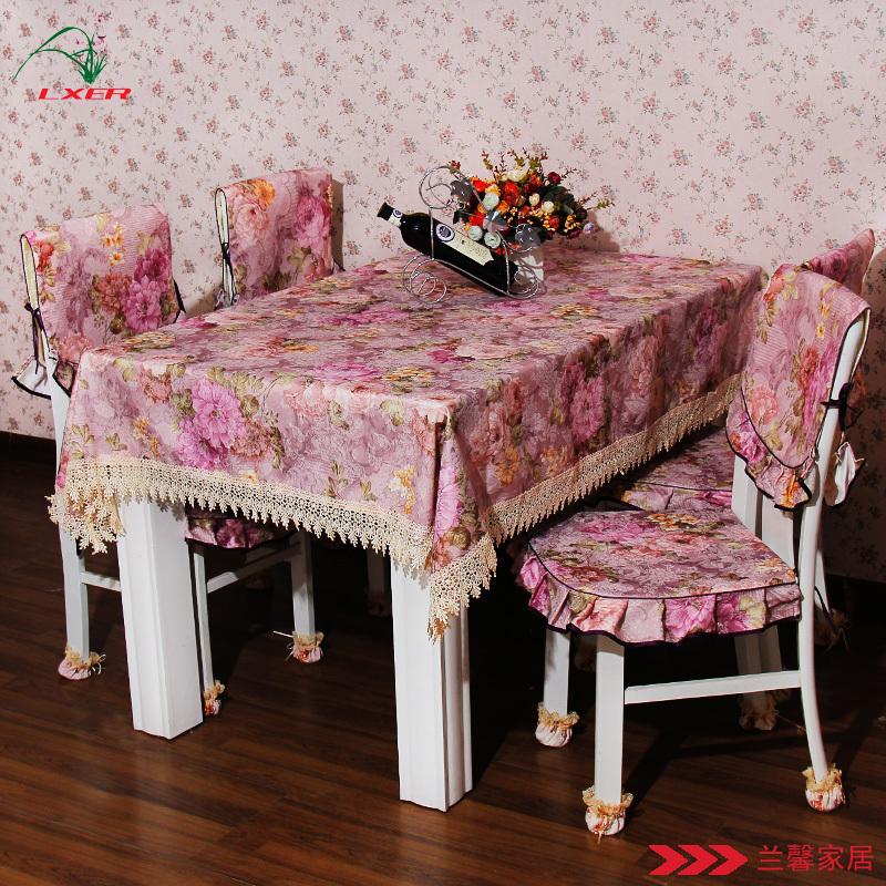 Table Cloth Cushion Chair Cover Table Cloth Dining Table Cloth