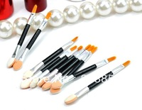 Wholesale Professional New Professional Makeup Brush Cosmetic Make Up Set , Free Shipping Eye Liner Brush Designer Shaping Brush