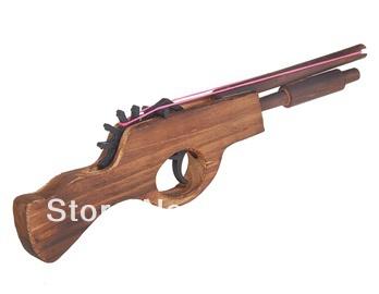 Toy Rubber Band Gun