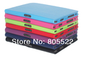 Wholesale 100pcs/lot  smart slim PU leather case for kindle Fire HD 8.9&quot; mixed color DHL free shipping