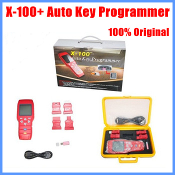 2013  X-100+ X100+ PLUS AUTO KEY PROGRAMMER New Remote Controller Programming Free Update Via Official Website