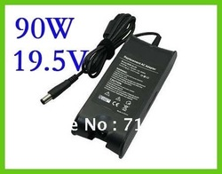 Wholesale 90W 19.5V AC Adapter Fits Laptop Dell Latitude D400 D410 D420 D430 D500 D505(China (Mainland))