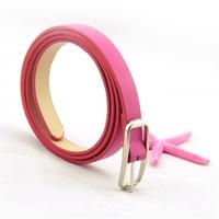 Yd238 all-match fashion candy color belt thin belt decoration belt female