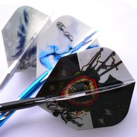 Free Shipping 6 kinds Color Professional Darts Flights Dart Accessories