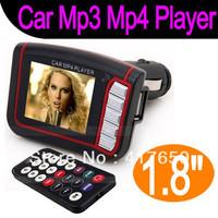 1Set Black Remote Control CR2025 Button Battery FM Transmitter Car MP4 Player