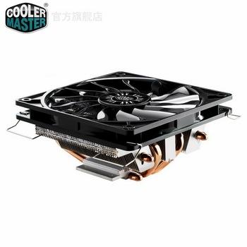 Free Shipping!!Wholesale!!Cooler Master Rubik's Cube the partner computer server fan cpu radiator slim htpc radiator
