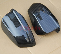 Carbon Fiber Side Mirror Covers for BMW F10 520i 525i 530i  Free Shipping