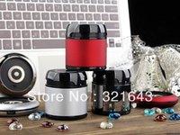 Free  DHL  shipping 6pcs/lot  New English Doss   DS-1168 wireless Bluetooth Bass-reflex Portable Speaker  for iphone/ipad/htc