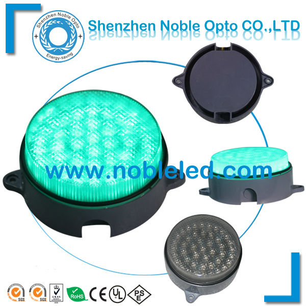 Top 100mm green color module traffic light(China (Mainland))