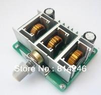 Free shipping,2pcs DC motor speed control motor speed adjustable regulator 400W ,6-40V, 10A boutique board