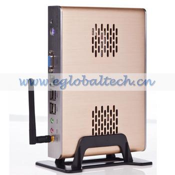 XPS PC Intel Atom N270 1G DDR2 RAM 32G SSD add Wireless Thin Client Server Portable PC