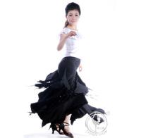 Hot Sell Ballroom Dance Skirt  MQ1082