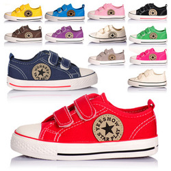 size 23-35 children canvas shoes kids sports sneakers for boys and girls children shoes woaiyixiuge best love 120(China (Mainland))
