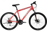 2013 emerita duke 300 24 mountain bike front and rear disc brakes aluminum alloy frame