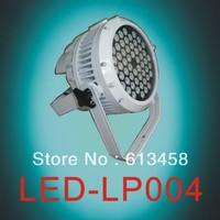 Waterproof Super bright 54 x 3W R/G/B/W LED Par light IP65