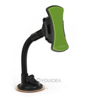 Free Shipping 1set Universal Car Windshield Mount Holder Bracket for for iPhone 4 4S HTC Smartphone Mobile Phone 80575