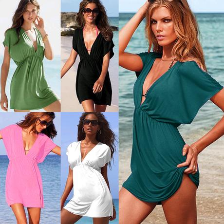 Пляжные Платья Туники Интернет Магазин Доставка