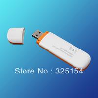 Free shipment,promotion 7.2Mbps Download Internal SIM card slot HSDPA 3G Usb Modem white