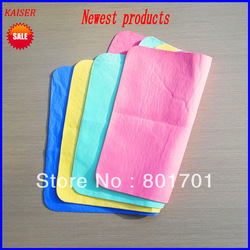 Free shipping Hot sale natural pva material cool towel drying water 90%(China (Mainland))